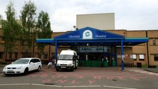 The House of Commons will debate the future of Glenfield's children's heart hospital