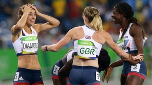 Team GB now have 66 medals at Rio 2012