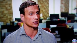 Ryan Lochte has apologised to the Brazilian nation
