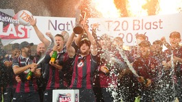 Steelbacks defy the odds again to win T20 Blast