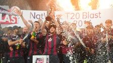 Steelbacks defy the odds again to win T20 Blast