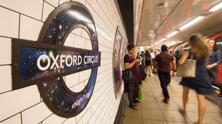 The 'great atmosphere' at Night Tube stations has been praised by the British Transport Police