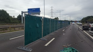 Motorway police continue to investigate cause of M6 fatal crash
