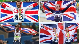 Britain's incredible medal haul makes it 'best ever' Olympic Games for Team GB