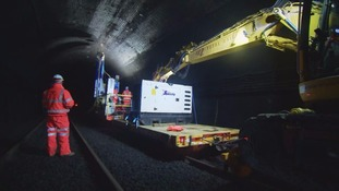 Preparations underway for Severn Tunnel six-week closure