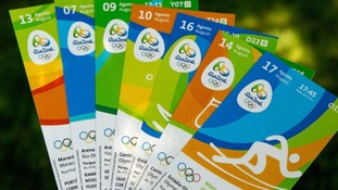 Three more OCI officials have been banned from travel in Rio.