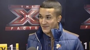 Jahmene talks X Factor ahead of this week's show