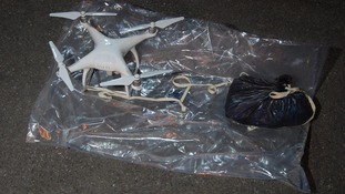 Police seize drones carrying drugs and mobile phones heading for Pentonville prison