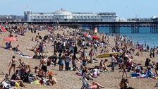 How to stay safe on Britain's beaches
