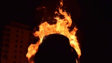 The NIHE has paid out almost £4k in damage caused by bonfires.