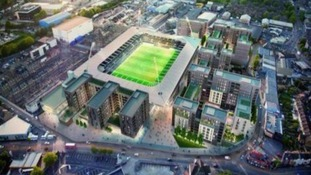 Sadiq Khan hands back AFC Wimbledon plans to Merton Council