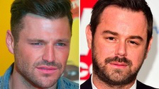 Mark Wright and Danny Dyer