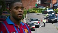 Dalian Atkinson was a star striker for Aston Villa in the 1990s