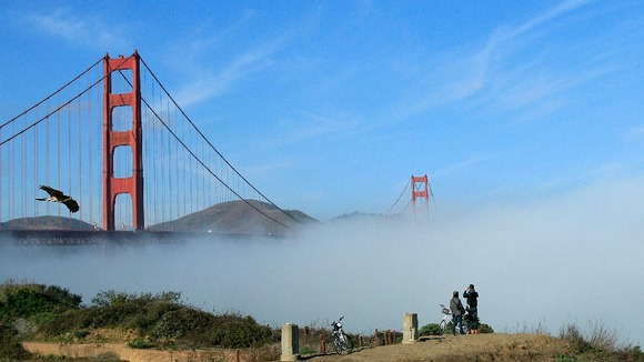 San Francisco at heart of California's tech industry