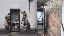 MP calls for urgent inquiry after Banksy mural torn down