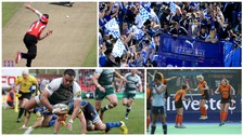 Leicester sporting achievements