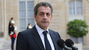 Former French President Nicolas Sarkozy to run in 2017 presidential election