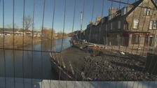 £36m flood defence scheme unveiling in Hawick