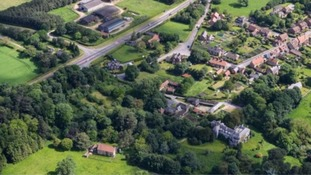 Offer made on entire English village on sale for £20m