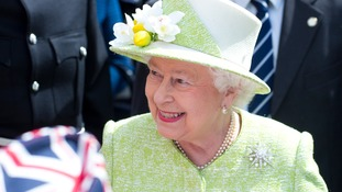Queen offers 'warmest congratulations' to Olympic winners