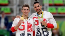 The next generation of gymnasts hope to emulate the success of Max Whitlock and Louis Smith.