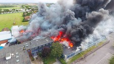 Fire investigators announce possible cause of devastating school fire