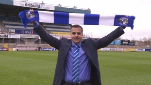 Chelsea fan and Rovers owner thrilled as two sides meet