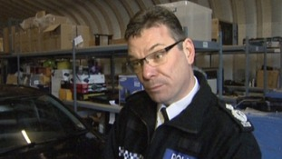 The Assistant Chief Constable of Leicestershire Police Gordon Fraser was killed by a train on Friday 19 October