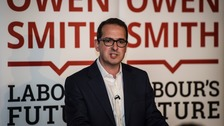 Owen Smith vows to block formal negotiations to leave EU