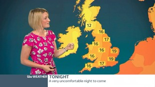 Afternoon weather update with Kerrie Gosney