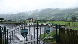 Glenariff gates