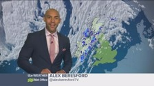 Weather: Hot and humid in the south