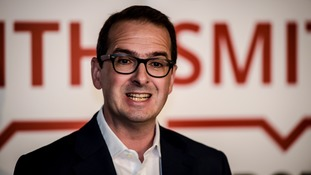 Owen Smith pledges to block Brexit negotiations until second referendum or general election
