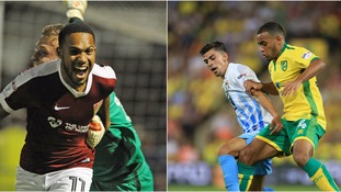 Northampton Town and Norwich City progressed to round 3.