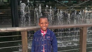 8 year-old Yuusuf Warsame was killed in the grenade attack