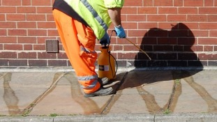 Leeds to tackle paving stone thefts with SmartWater