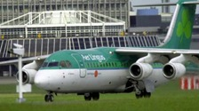 Emergency landing after reports of smoke in Aer Lingus cockpit