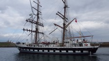 Tall Ships Regatta comes to Blyth
