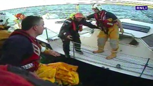 Humber lifeboat saves man in 14 hour rescue mission