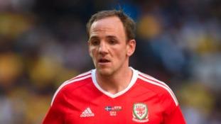 Longest-serving Welsh footballer David Vaughan retires