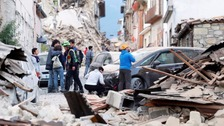 Severe earthquake hits Italy