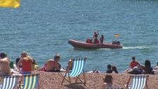Health bosses issue heatwave health warnings