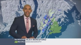 Bright and sunny for most with intense heat in the southeast.