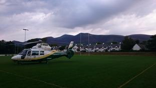 Keswick rugby club