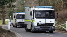 Somerset terrorism arrest 'linked to arms dump finds'