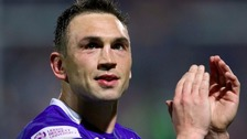 Sinfield announced his retirement from professional rugby in April
