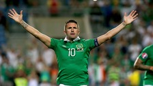 Ireland captain Robbie Keane has announced his international retirement.