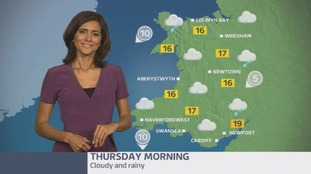 Wales weather: a dull and damp start!