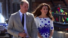 Royal couple raise awarness of mental health in Luton