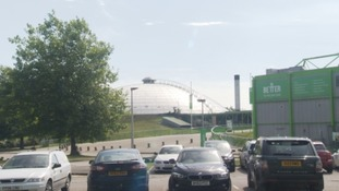 The Oasis Leisure Centre in Swindon